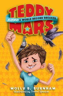 Teddy Mars- Almost a World Record Breaker