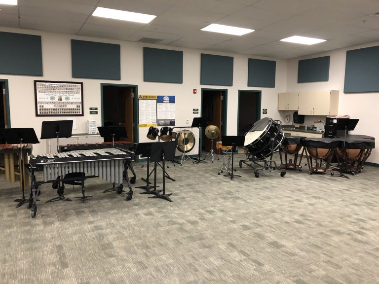 Concert Band: open to 7th grade students that have completed Beginning Band