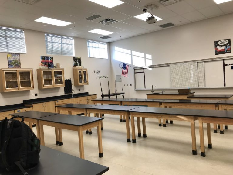 Middle School Science Lab